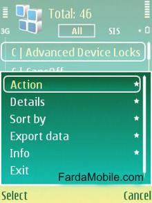 پاکسازی موبایل توسط برنامه ی pyUninstaller v.0.25